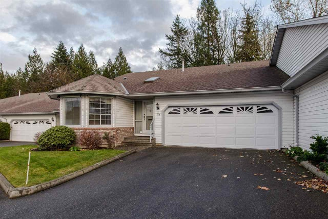 15 2988 HORN STREET - Central Abbotsford Townhouse for sale, 3 Bedrooms (R2222283) #1