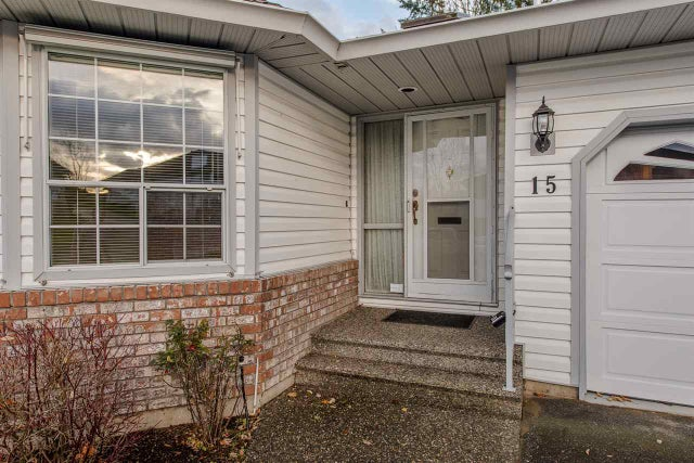 15 2988 HORN STREET - Central Abbotsford Townhouse for sale, 3 Bedrooms (R2222283) #2