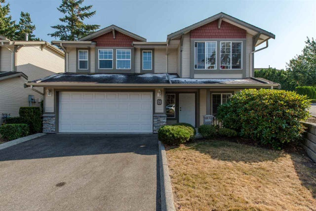 21 3635 BLUE JAY STREET - Abbotsford West Townhouse for sale, 3 Bedrooms (R2298652) #1