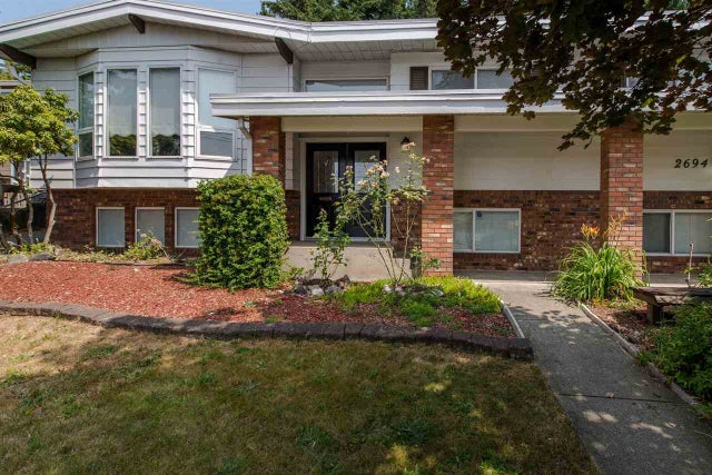 2694 VALEMONT CRESCENT - Abbotsford West House/Single Family for sale, 5 Bedrooms (R2315039) #1